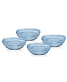 Lumia Blue Soup Bowls - Set of 4