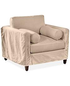 Multan Slipcover Chair