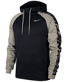Men's Therma Logo Training Hoodie