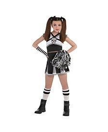 Big Girls Rah Rah Rebel Cheerleader Costume