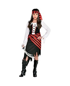 Big Girls Buccaneer Beauty Pirate Costume
