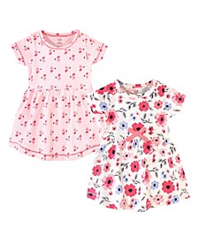 Toddler Girl Organic Dress 2 Pack