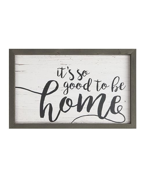 P Graham Dunn It'S So Good To Be Home Wall Art