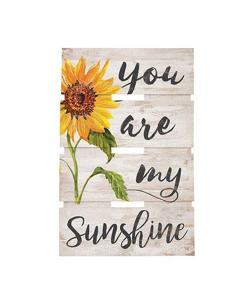P Graham Dunn You Are My Sunshine Wall Art