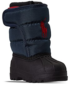 Toddler Boys Hamilten II EZ Boots from Finish Line