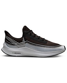 Men's Air Zoom Winflo 6 Shield Running Sneakers from Finish Line
