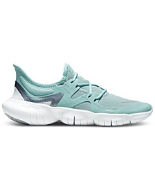 Women's Free Run 5.0 Running Sneakers from Finish Line