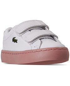 Toddler Girls Straightset 419 1 Stay-Put Closure Casual Sneakers from Finish Line