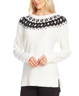 Vince Camuto Sweaters EMBELLISHED SWEATER
