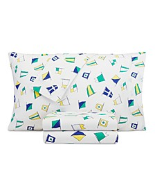 Kids Sailing Flags Full Sheet Set