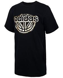 Little Boys Logo-Print Cotton T-Shirt