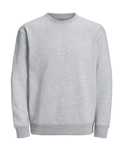 Jack & Jones Men's Sweat Long Sleeve Shirt