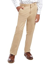 Fine Twill Pants, Big Boys