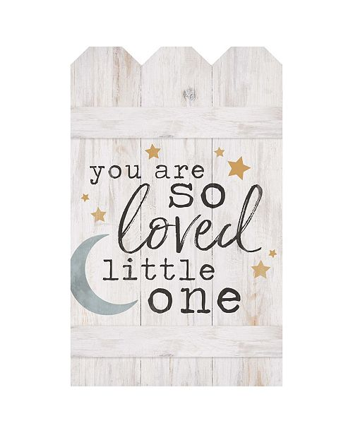 P Graham Dunn You Are So Loved Little One Wall Art