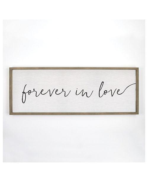 P Graham Dunn Forever In Love Wall Art