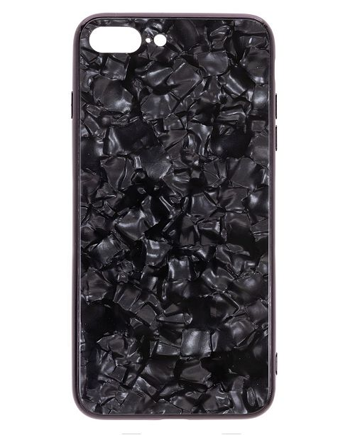 Sarina Accessories Marble Tempered Glass Iphone 7/8 Plus Case