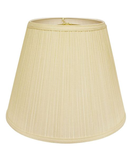 Cloth&Wire  Slant Deep Empire Hardback Lampshade with Washer Fitter Collection