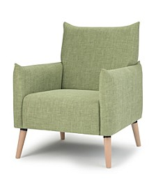 CLOSEOUT! Keenan Accent Chair, Quick Ship