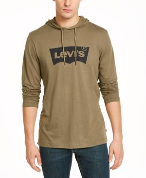 Levi's Tops MEN'S EVANS LOGO GRAPHIC HOODIE