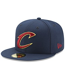 Cleveland Cavaliers Basic 59FIFTY Cap 2018