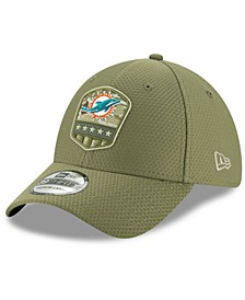 Miami Dolphins On-Field Salute To Service 39THIRTY Cap