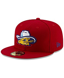 Amarillo Sod Poodles AC 59FIFTY Fitted Cap