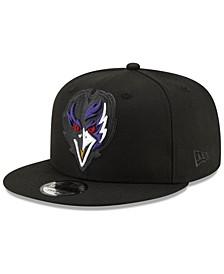 Baltimore Ravens Logo Elements 2.0 9FIFTY Cap