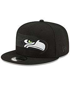 Seattle Seahawks Logo Elements 2.0 9FIFTY Cap