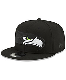 New Era Seattle Seahawks Logo Elements 2.0 9FIFTY Cap