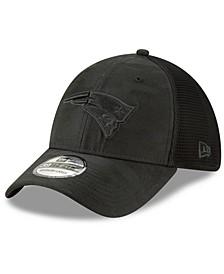 New England Patriots Camo Front Neo 39THIRTY Cap