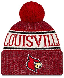 Louisville Cardinals Sport Knit Hat