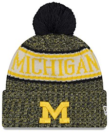 Michigan Wolverines Sport Knit Hat