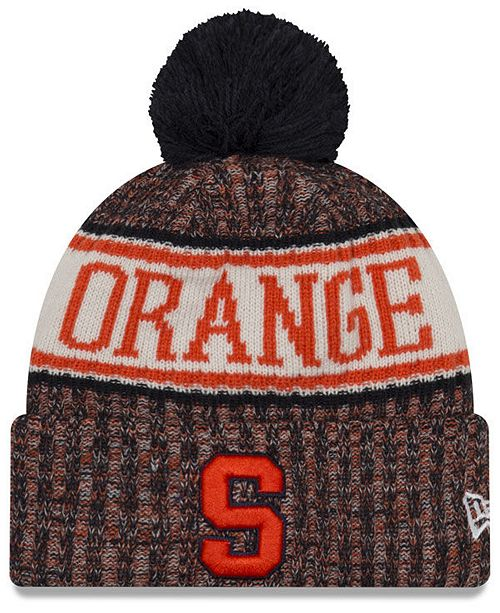New Era Syracuse Orange Sport Knit Hat