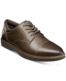 Nunn Bush Men's Ridgetop Cap-Toe Oxfords