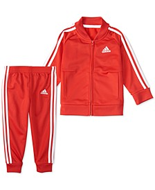Baby Boys Tricot Jacket & Jogger Pants Set