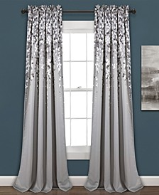 Weeping Flowers Curtain Collection