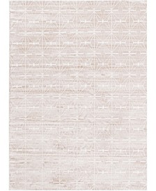 Fifth Avenue Uptown Jzu002 Light Brown 9' x 12' Area Rug
