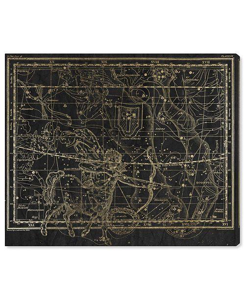 """Oliver Gal Sagittarius Canvas Art, 28"""" x 24"""""""
