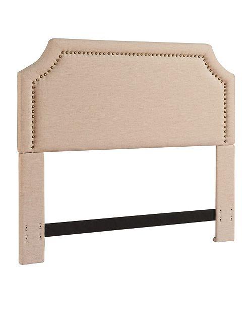 Dwell Home Inc. James Upholstered Headboard, King/California King