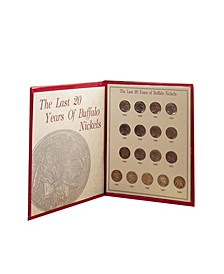 Last Twenty-Years of Buffalo Nickels