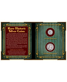 Rare Historic Silver Coins - Last Year of Issue 1916