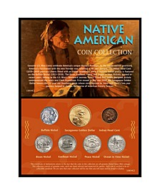 Native American Coin Collection