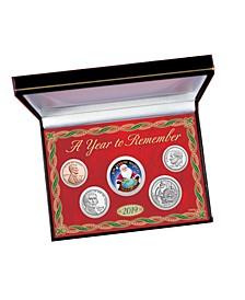 2019 Year To Remember Santa Coin Box Set