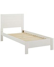 Davidson Horizontal Panel Twin Bed