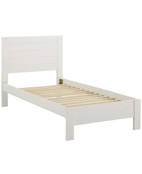 iNSPIRE Q Davidson Horizontal Panel Twin Bed