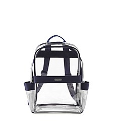 Clear Event Compliant Medium Backpack