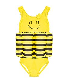 Toddler Bumblebee Float Suit