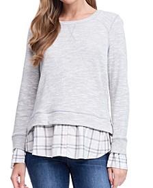 2-Fer Sweatshirt