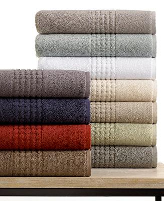 Closeout Calvin Klein Luna Bath Towel Collection Bath Towels Bed Bath Macy 39 S