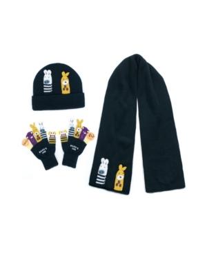 Kidorable Big Boy Noah's Ark Knitwear Set